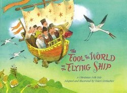fool of the world and the flying ship  a ukrainian folk tale