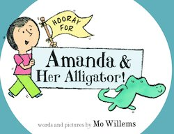 Hooray For Amanda And Her Alligator!