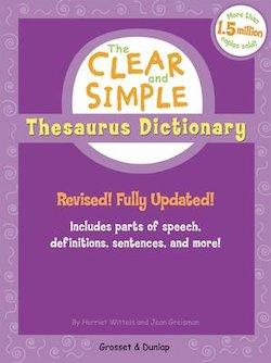 simple  thesaurus